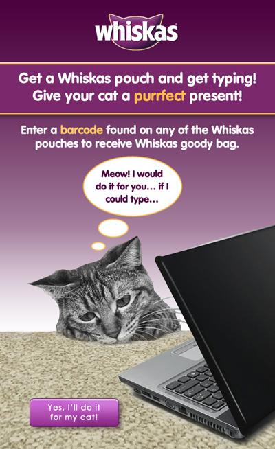 Facebook Application Pedigree and Whiskas 278