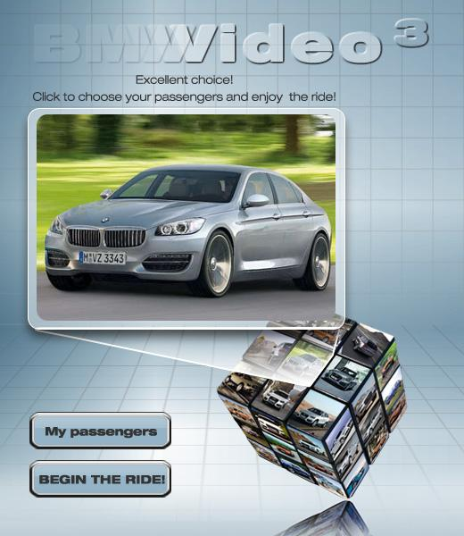 Facebook Application BMW 303