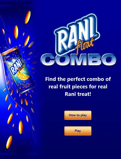 Facebook Application Rani Juice 318