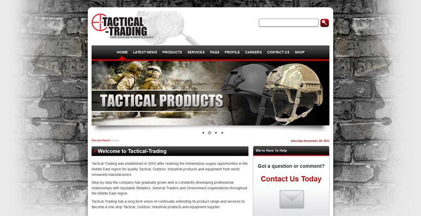 Tactical Trading image link