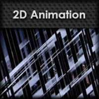 Main menu 2D Graphic Animation 2D Graphic Animation
